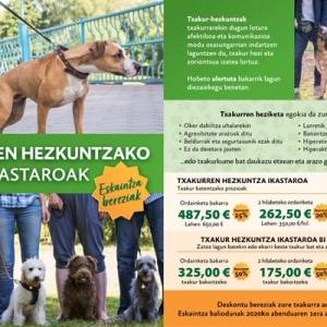 Nueva oferta en Educacion canina