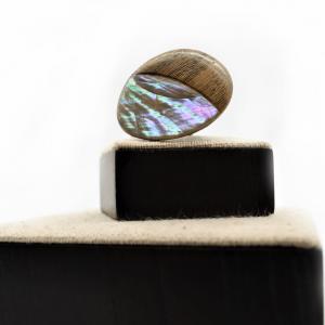 anillo-madera-piedra-natural