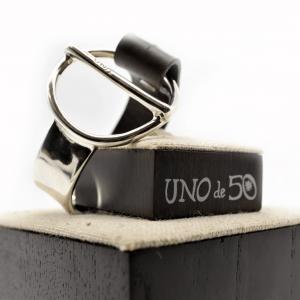pulsera-cuero-plata-básica-elegante