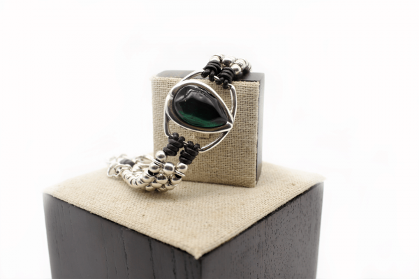 pulsera-plata-piedra