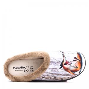 zapatillas de casa dibujo de zorro