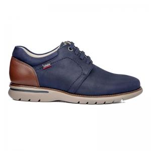 zapatos hombre-callaghan-azul-marrón-oinberri