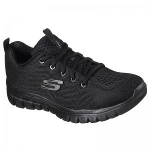 Zapatillas-Skechers-negros-12615-BBK-oinberri